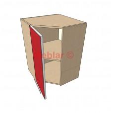 Шкаф угол45° верх