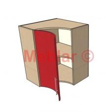 Шкаф угол-R30 верх